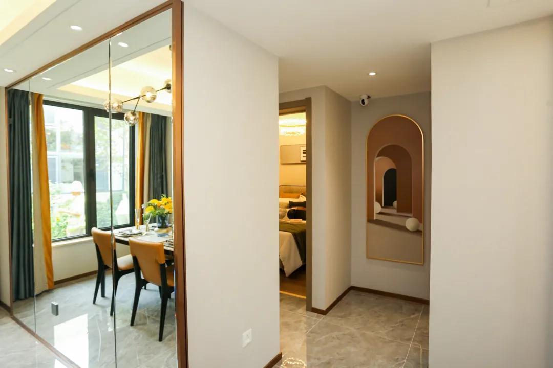 三湘印象·森林海尚城样板间开放,起价19999元的精装豪宅
